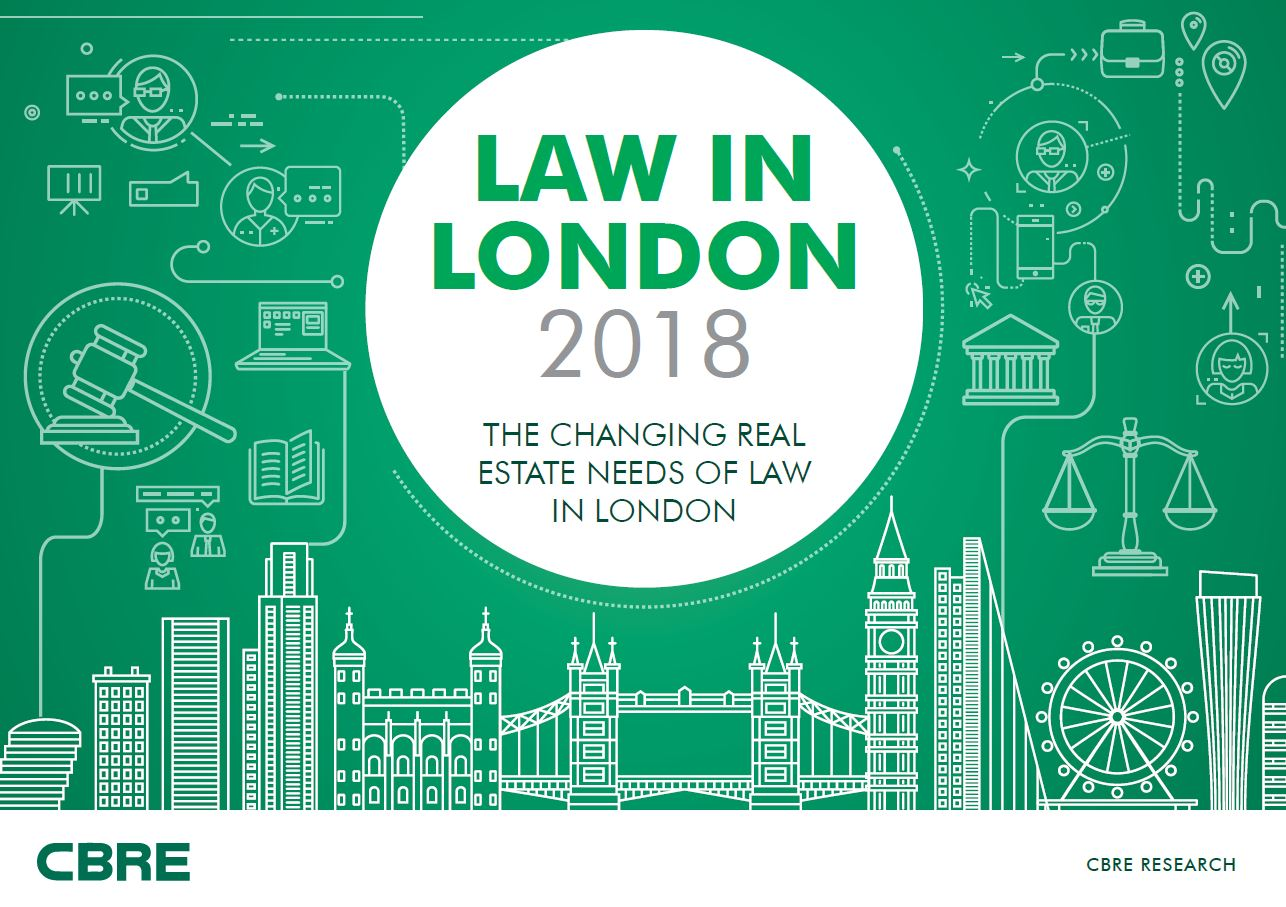 Law in London 2018