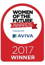 Women of the Future award